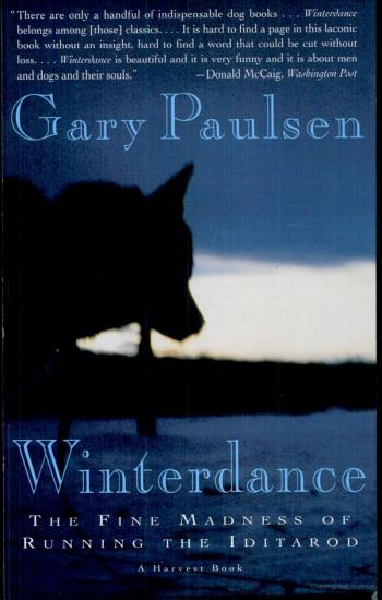 Order ''Winterdance'' by Gary Paulsen